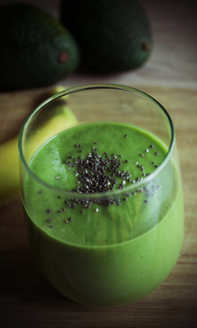 Super Simple Morning Smoothie