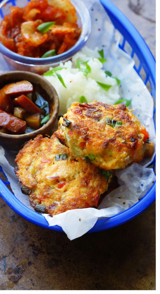 HOW TO COOK RAINBOW TROUT FISH CAKE